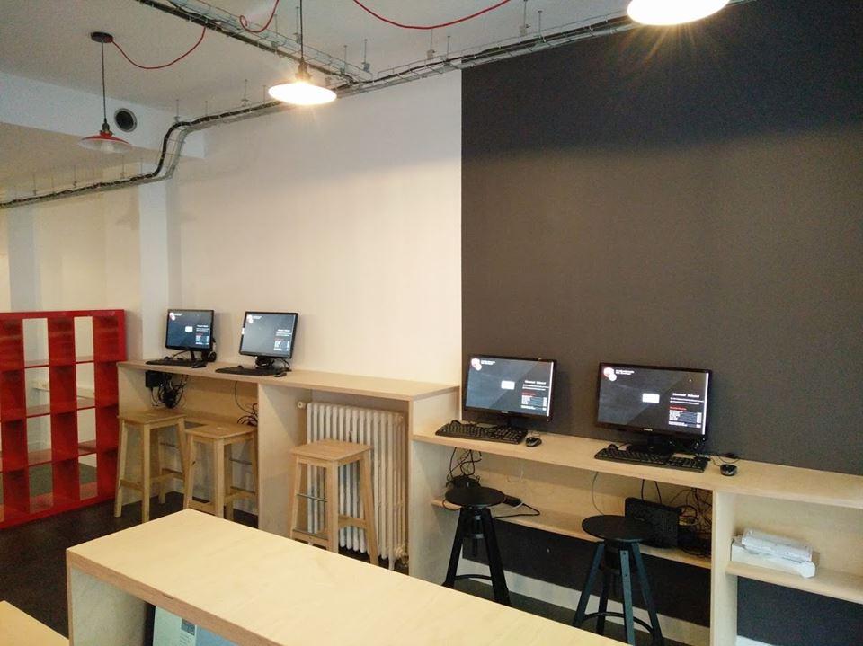 Copie Service, Webcafé de Paris - Gare de Lyon