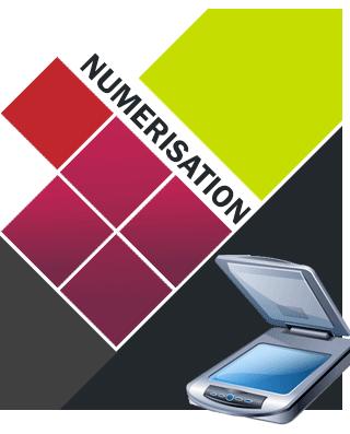 Numérisation Scan paris